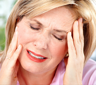 Woman experiencing intense migraines in Nashville found headache relief in Brentwood, TN.